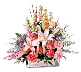 Erzurum çiçek servisi , çiçekçi adresleri  mevsim çiçekleri sepeti özel tanzim