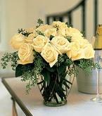 Erzurum çiçek servisi , çiçekçi adresleri  11 adet sari gül mika yada cam vazo tanzim