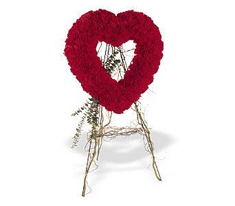 Erzurum çiçek mağazası , çiçekçi adresleri  karanfillerden kalp pano