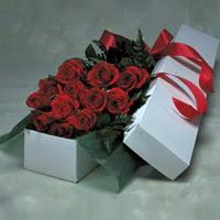 Erzurum online çiçekçi , çiçek siparişi  11 adet gülden kutu