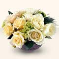 Erzurum çiçekçi mağazası  9 adet sari gül cam yada mika vazo da  Erzurum internetten çiçek siparişi