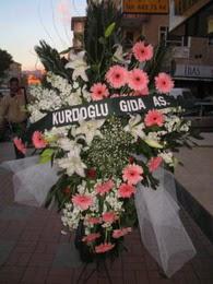 kazablanka,gerbera,sebboy ferforje  Erzurum çiçek online çiçek siparişi