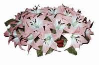 yapay karisik çiçek sepeti   Erzurum çiçek online çiçek siparişi