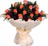 11 adet gonca gül buket   Erzurum çiçek siparişi vermek