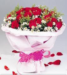 Erzurum çiçek mağazası , çiçekçi adresleri  12 ADET KIRMIZI GÜL BUKETI