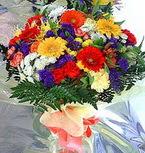 Erzurum hediye sevgilime hediye çiçek  karma büyük ve gösterisli mevsim demeti