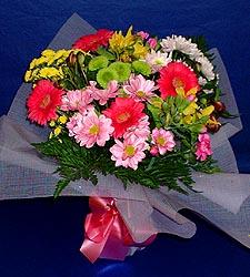 karisik sade mevsim demetligi   Erzurum çiçek yolla