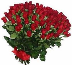 51 adet kirmizi gül buketi  Erzurum kaliteli taze ve ucuz çiçekler