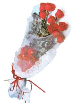 11 adet kirmizi güller buket tanzimi   Erzurum çiçek servisi , çiçekçi adresleri
