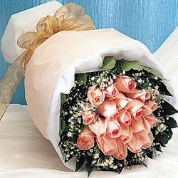 12 adet sonya gül buketi anneler günü için olabilir   Erzurum internetten çiçek siparişi