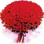 Erzurum internetten çiçek satışı  1001 adet kirmizi gülden çiçek tanzimi