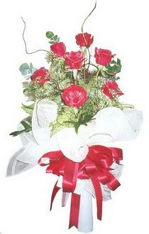 Erzurum çiçek servisi , çiçekçi adresleri  7 adet kirmizi gül buketi