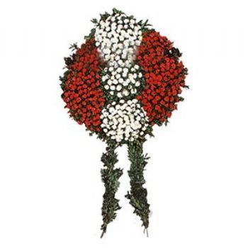 Erzurum çiçek siparişi vermek  Cenaze çelenk , cenaze çiçekleri , çelenk