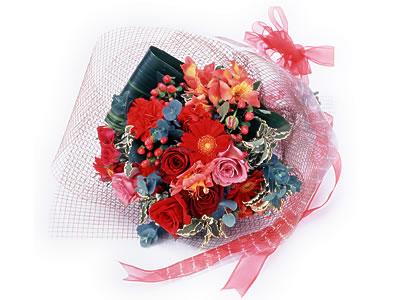 Karisik buket çiçek modeli sevilenlere  Erzurum çiçek gönderme sitemiz güvenlidir