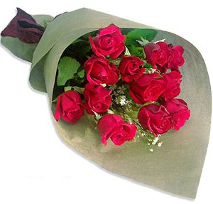 Uluslararasi çiçek firmasi 11 adet gül yolla  Erzurum ucuz çiçek gönder