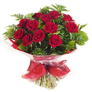 Ucuz Çiçek siparisi 11 kirmizi gül buketi  Erzurum çiçek satışı