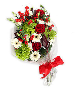 Karisik mevsim buketi çiçek tanzimi  Erzurum güvenli kaliteli hızlı çiçek