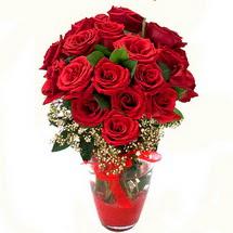 Erzurum çiçek servisi , çiçekçi adresleri   9 adet kirmizi gül