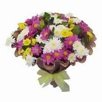 Erzurum cicekciler , cicek siparisi  Mevsim kir çiçegi demeti