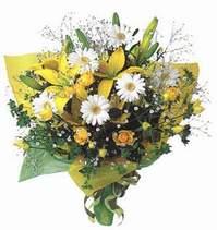 Erzurum anneler günü çiçek yolla  Lilyum ve mevsim çiçekleri