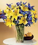 Erzurum çiçek gönderme  Lilyum ve mevsim  çiçegi özel