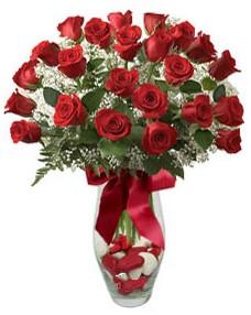 17 adet essiz kalitede kirmizi gül  Erzurum ucuz çiçek gönder