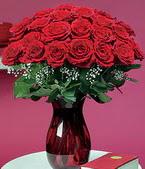 Erzurum çiçek satışı  11 adet Vazoda Gül sevenler için ideal seçim