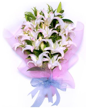 5 dal kazablankadan muhteşem buket  Erzurum hediye sevgilime hediye çiçek