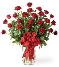 Sevgilime sıradışı hediye güller 24 gül  Erzurum çiçek yolla