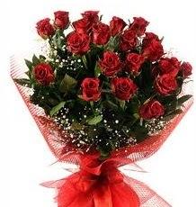 İlginç Hediye 21 Adet kırmızı gül  Erzurum güvenli kaliteli hızlı çiçek