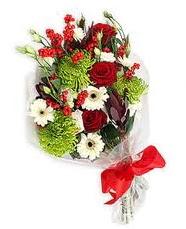 Kız arkadaşıma hediye mevsim demeti  Erzurum online çiçekçi , çiçek siparişi
