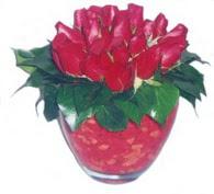 Erzurum çiçek yolla , çiçek gönder , çiçekçi   11 adet kaliteli kirmizi gül - anneler günü seçimi ideal