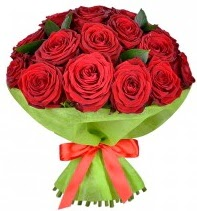 11 adet kırmızı gül buketi  Erzurum İnternetten çiçek siparişi