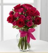 21 adet kırmızı gül tanzimi  Erzurum İnternetten çiçek siparişi