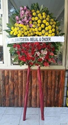 Erzurum çiçek gönderme  Cenaze çiçek modeli