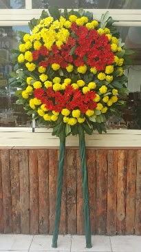 Cenaze çelengi çiçek modeli  Erzurum ucuz çiçek gönder