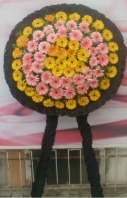 Görsel cenaze çiçeği  Erzurum kaliteli taze ve ucuz çiçekler