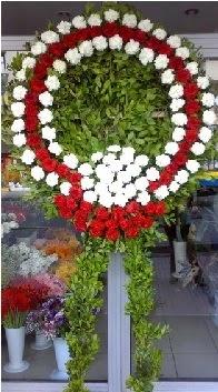 Cenaze çelenk çiçeği modeli  Erzurum çiçek gönderme