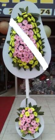 Çift katlı düğün nikah açılış çiçeği  Erzurum çiçek gönderme