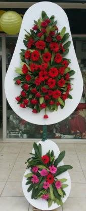 Çift katlı düğün nikah açılış çiçek modeli  Erzurum güvenli kaliteli hızlı çiçek