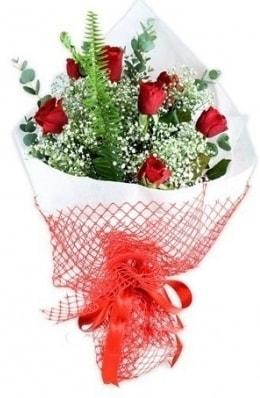 7 adet gülden kız arkadaşıma çiçek  Erzurum cicekciler , cicek siparisi