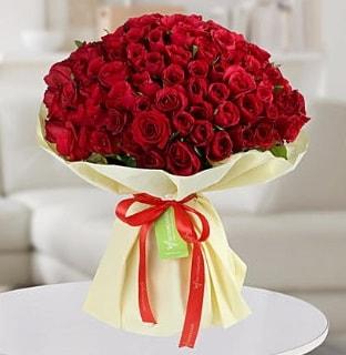 101 adet kırmızı gül buketi koca demet  Erzurum güvenli kaliteli hızlı çiçek