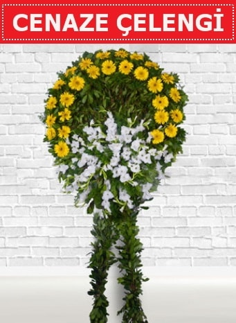 Cenaze Çelengi cenaze çiçeği  Erzurum çiçek siparişi vermek