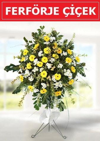 Ferförje çiçeği modeli  Erzurum çiçek siparişi vermek