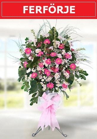 Ferförje düğün nikah açılış çiçeği  Erzurum online çiçek gönderme sipariş